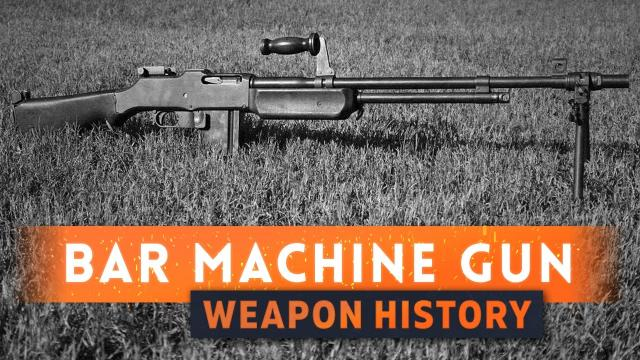 ► BAR! (BROWNING AUTOMATIC RIFLE) - Battlefield 1 Weapon History