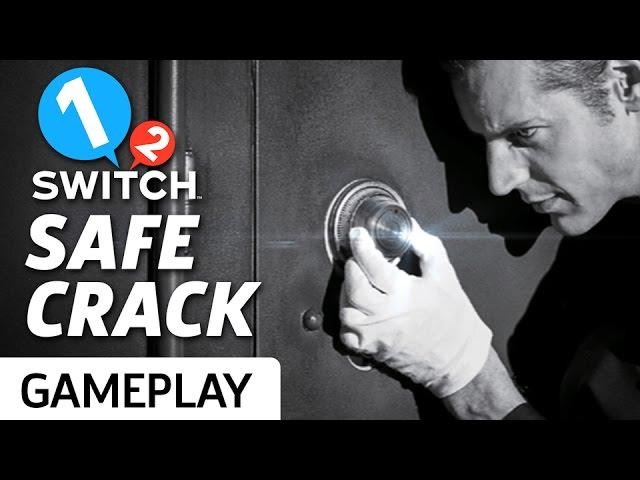 Who Cracks First? Safe Crack Gameplay on 1-2 Switch