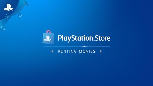 Renting a Movie   PlayStation Video