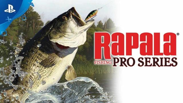 Rapala Fishing: Pro Series - Teaser Trailer | PS4