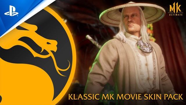Mortal Kombat 11 - Klassic MK Move Skin Pack Reveal Trailer | PS5, PS4