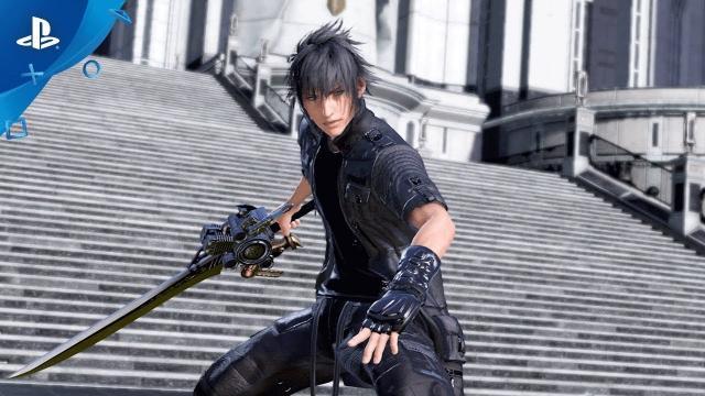 Dissidia Final Fantasy NT - Final Fantasy XV Insomnia Stage | PS4