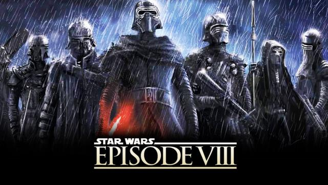 Star Wars Episode 8 - HUGE REVEALS! Kylo Ren and the Knights of Ren Explained in Legends!