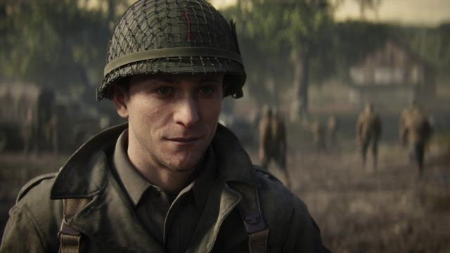 Call of Duty®: WWII - Meet the Squad: Zussman [UK]