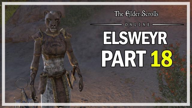 The Elder Scrolls Online: Elsweyr - Gameplay Launch Trailer