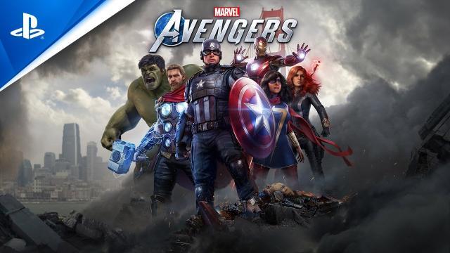 Marvel's Avengers – PlayStation Advantage Video | PS4