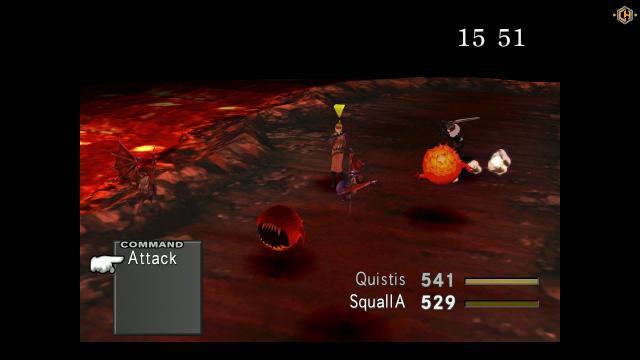 Final Fantasy VIII Remastered Trainer +15