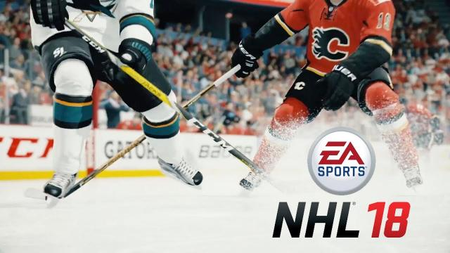 NHL 18 - Gameplay Trailer