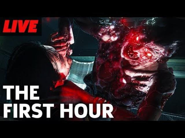The First Hour of The Evil Within 2 On Nightmare Mode