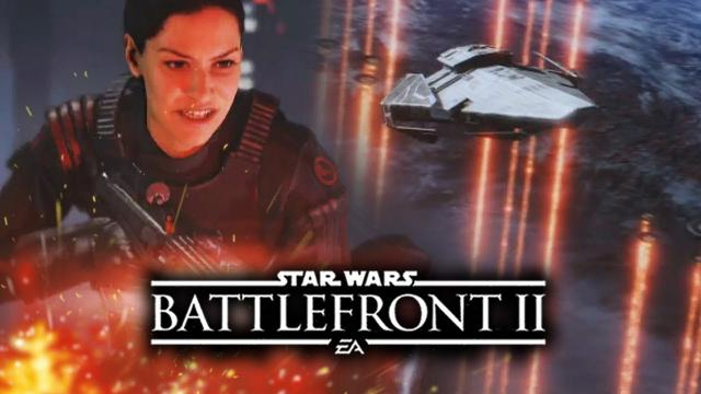 Star Wars Battlefront 2 - Official Single Player Campaign Trailer!
