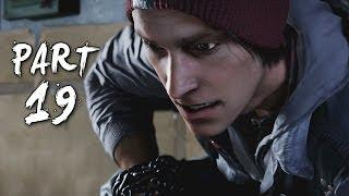 Infamous Second Son Gameplay Walkthrough Part 19 - He Who Dwells (PS4)