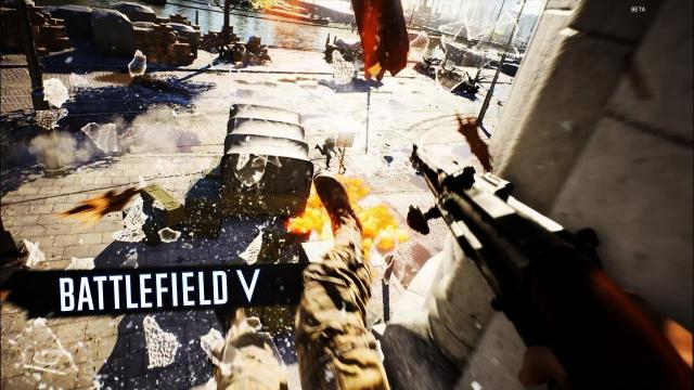 Battlefield 5 - Open Beta Gameplay Trailer