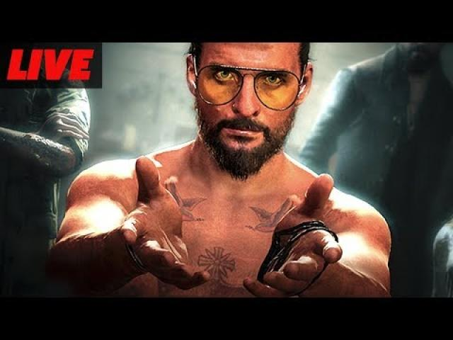 Far Cry 5 The Early Game, Arcade Mode, & Map Editor Live