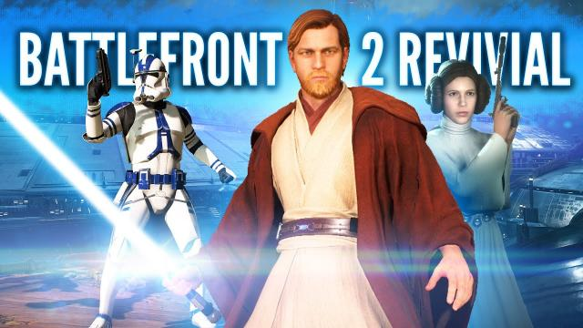 Star Wars Battlefront 2 Revival! New Players Cause Servers to Crash! Battlefront 3 on the Way?
