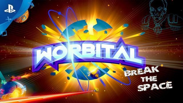 Worbital - Launch Trailer | PS4