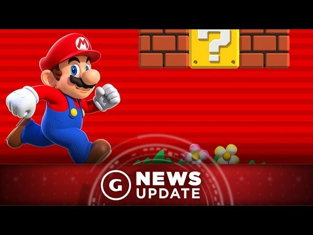 Super Mario Run Android Release Date - GS News Update