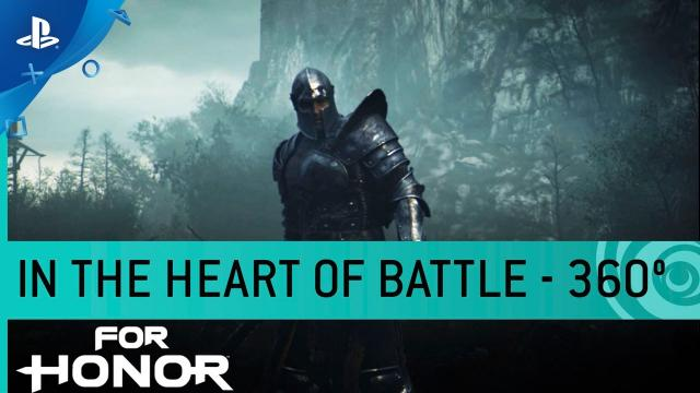 For Honor - In the Heart of Battle Cinematic Trailer | PS4