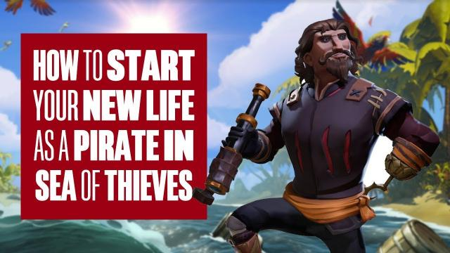 How to get started in Sea of Thieves
