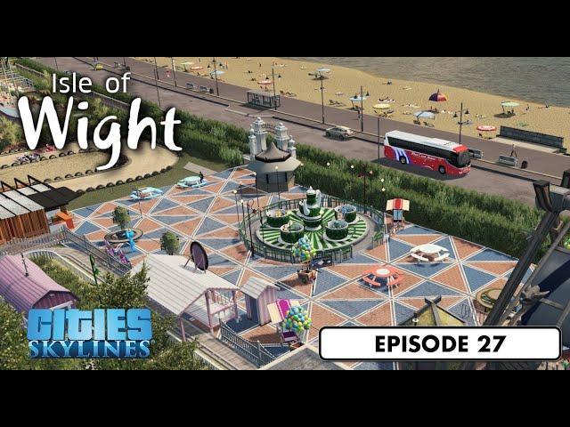 Arcade / Funfair - Cities: Skylines: Isle of Wight - 27