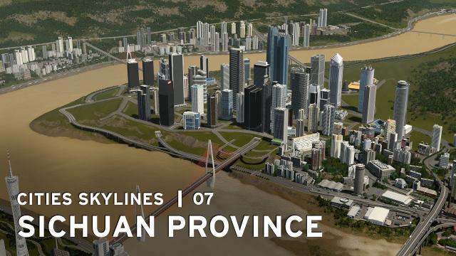 Downtown Dilemmas - Cities Skylines: Sichuan Province - 07