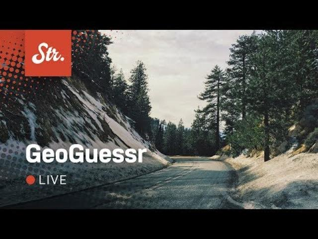 GeoGuessr Live — Let's Try This Again
