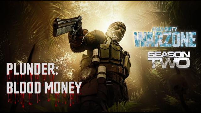 COD Warzone - RANK JADE | PLUNDER: BLOOD MONEY | Video #174