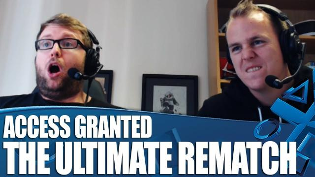 Access Granted - A Classic Reborn In The Ultimate Rematch!