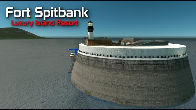 Cities: Skylines: Spitbank Fort