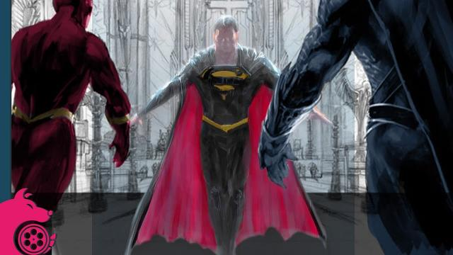 The OTHER Unreleased Justice League Movie