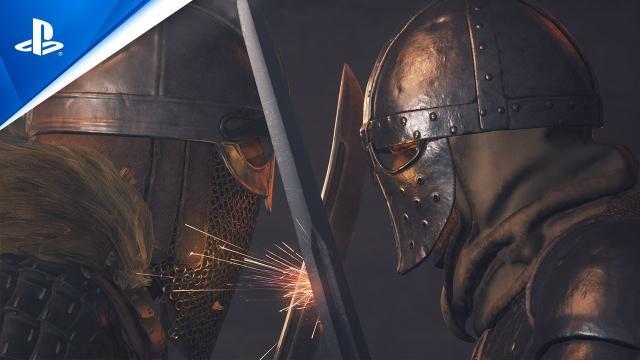 Swordsman VR - Official Gameplay Trailer | PSVR