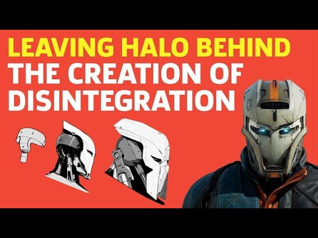 Leaving Halo Behind: The Creation Of Disintegration | Audio Logs