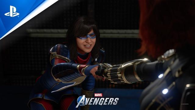 Marvel's Avengers - Reassemble Story Trailer | PS4