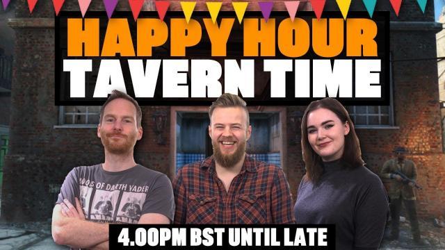 Team Eurogamer's Happy Hour Tavern Time - THE THIRD RAIL, GOODNEIGHBOR - EGX DIGITAL 2020