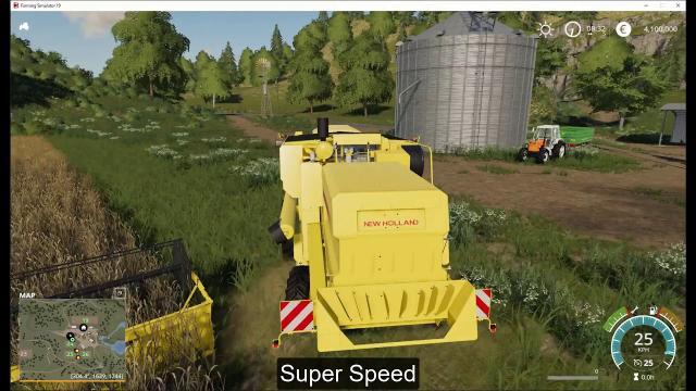 Farming Simulator 19 +4 Trainer