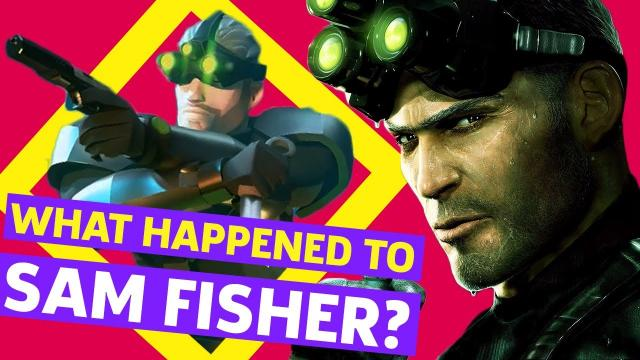 What The Hell Happened To Splinter Cell