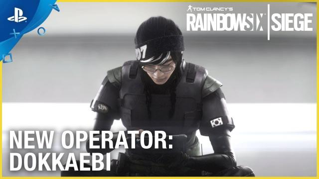 Rainbow Six Siege - Operation White Noise: Attack Teaser | PS4