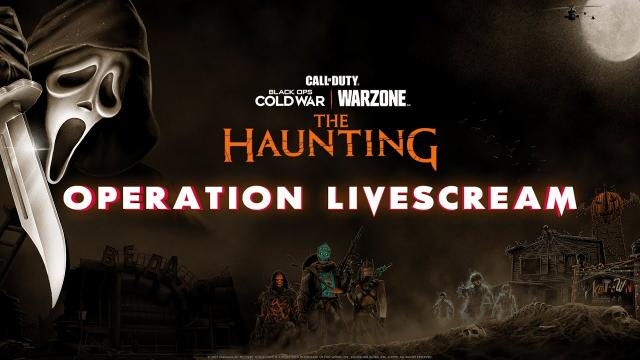 Call of Duty Presents: Operation LiveScream