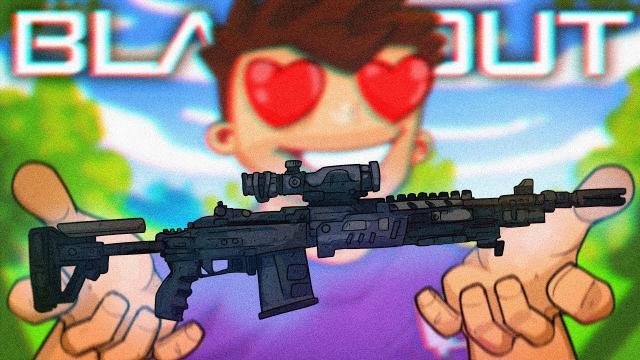 THE BEST GUN IN COD BLACKOUT