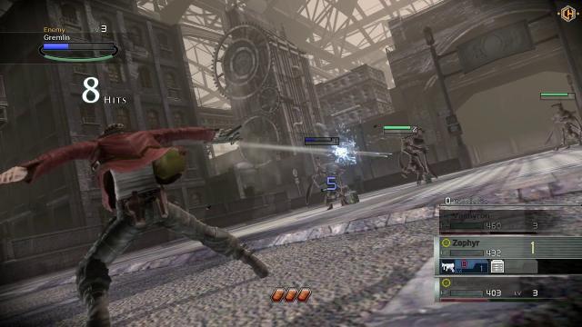 Resonance of Fate 4K HD EDITION +4 Trainer