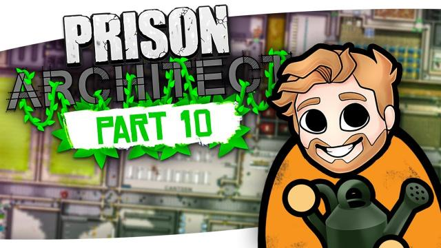 It's MOVING DAY! | Prison Architect: Going Green (#10)