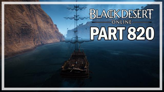 Black Desert Online - Dark Knight Let's Play Part 820 - Hakoven Bartering