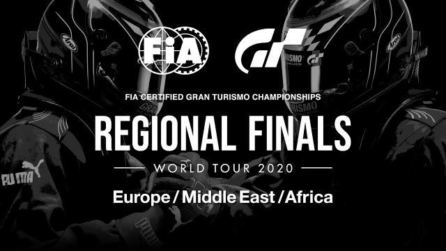 FIA Gran Turismo Championships 2020 | Nations Cup | Regional Finals | EMEA Region [English]