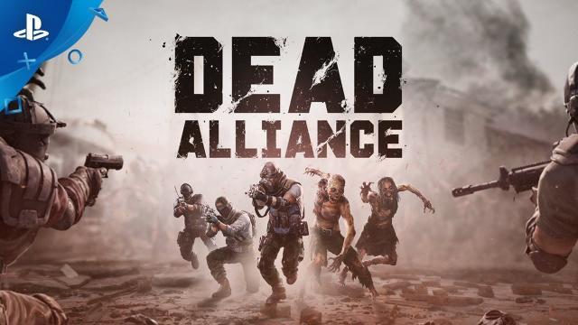 Dead Alliance - Announcement Trailer | PS4
