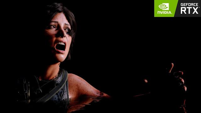 Ray Traced Shadows - Shadow of the Tomb Raider [RTX On 4K Ultra]