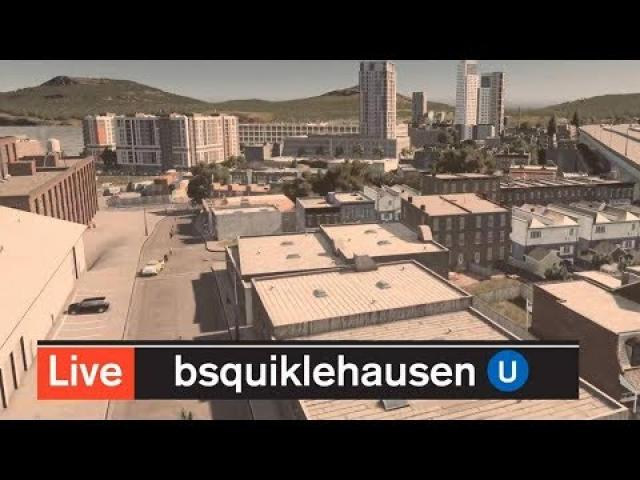 bsquiklehausen Live! Texturing and Cities: Skylines!