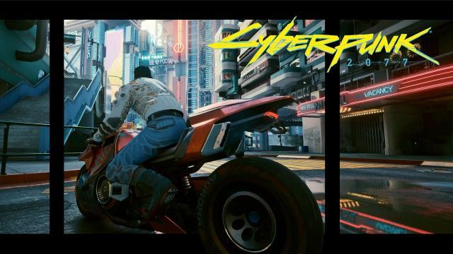 The Origins - A CyberPunk 2077 Cinematic