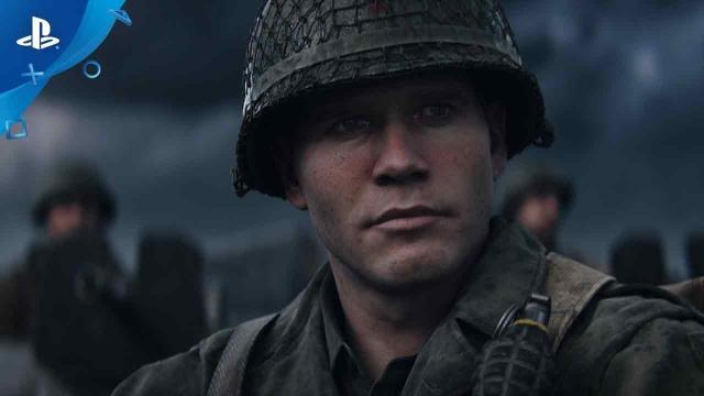 "Call of Duty: WWII – Meet the Squad: ""Red"" Daniels 