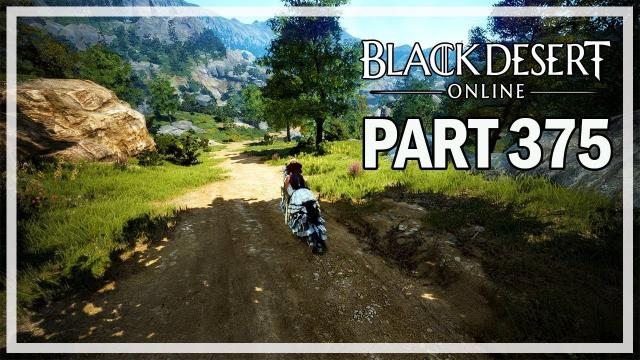 Black Desert Online - Dark Knight Let's Play Part 375 - Random Highlights