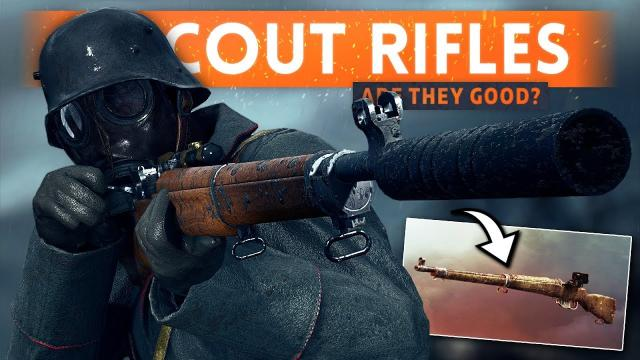 BATTLEFIELD 5 HUGE SNIPING CHANGES - Scout Class Is More