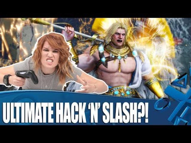Warriors Orochi 4 - My ultimate Hero Fantasy game?!